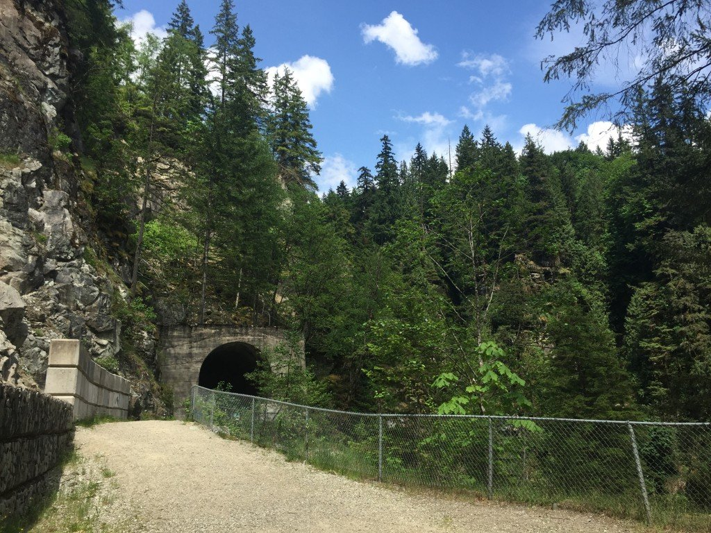 The Othello Tunnels, Hope BC
