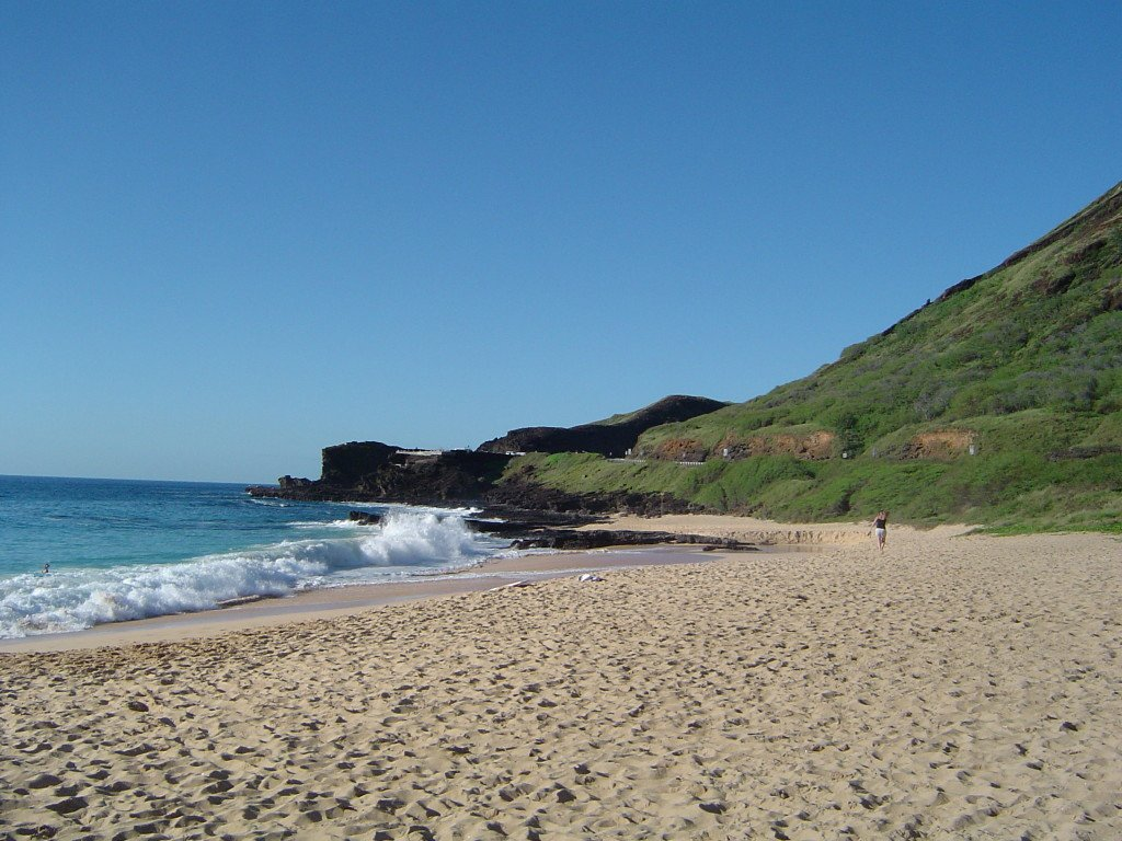 the Beautiful Beaches in Oahu can sumach more peaceful with you have an extra pair of hands!