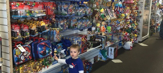 Toy Traders Langley