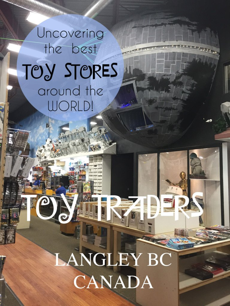 Toy Store - Toy Traders Langley