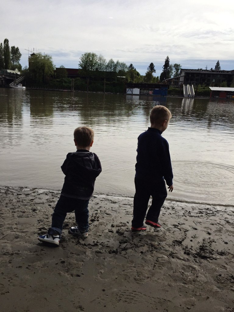 fort langley family activities