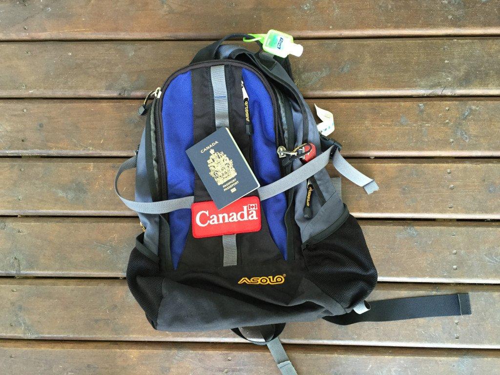 carpe diem before leaving canada