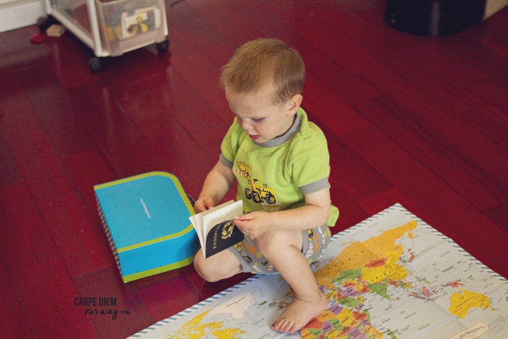 Little Passports Passport Book from Carpe Diem our Way
