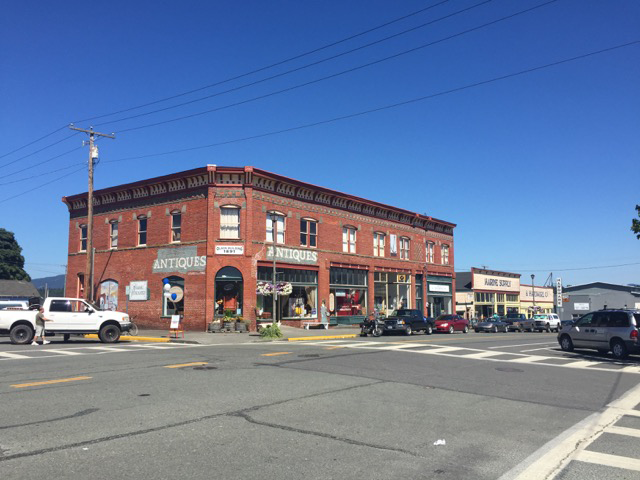 Downtown Anacortes