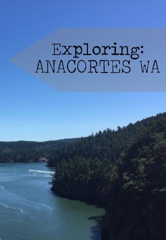 Exploring the Ocean Anacortes Washington Carpe Diem OUR Way Family Travel
