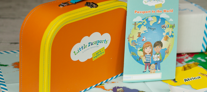 Little Passports Early Explorers Edition Review