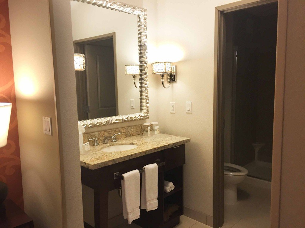 Bathroom horizontal