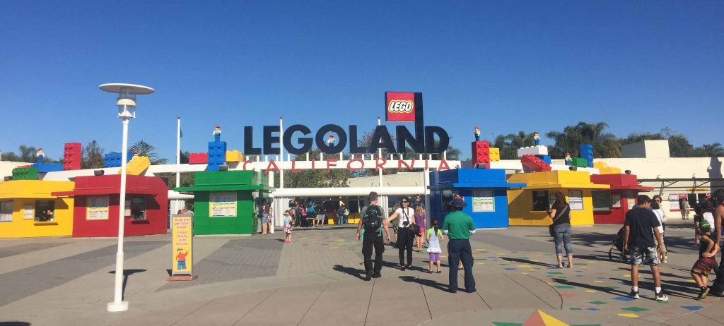 How to get into Legoland for Free