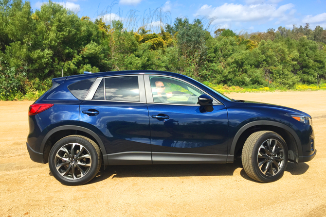 Mazda CX-5 Review for Families