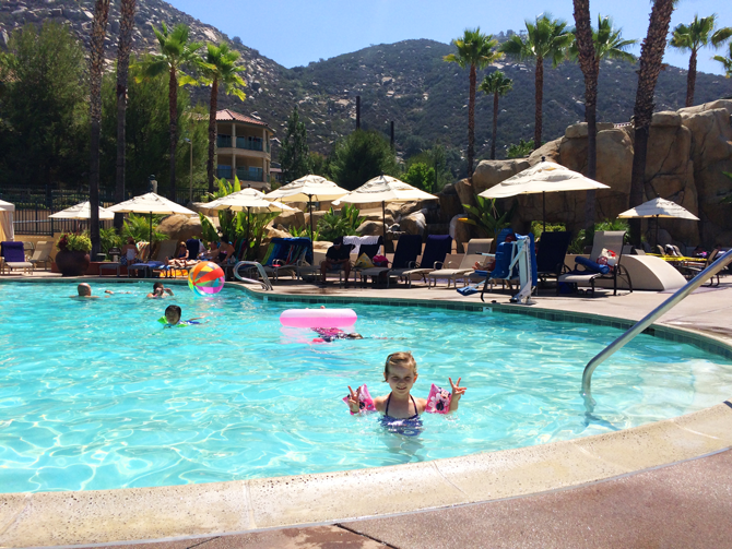 Choosing a Family Friendly Hotel: One with a Pool