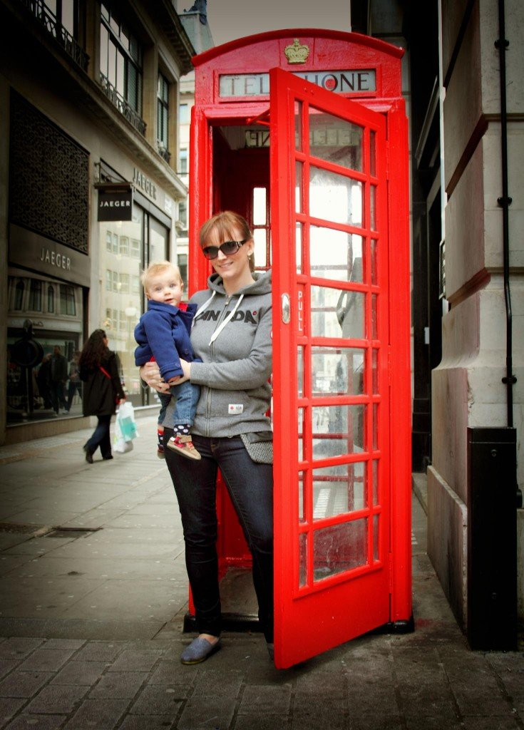 London on A Budget with Kids