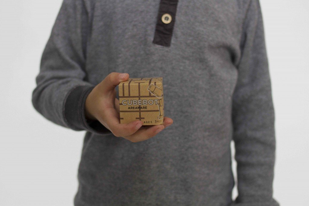 AllPakt Review Cubebot Carpe Diem OUR Way