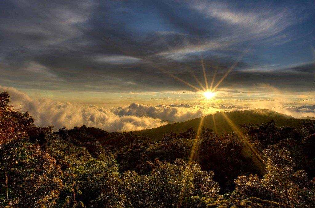 Costa Rica Views are Amazing