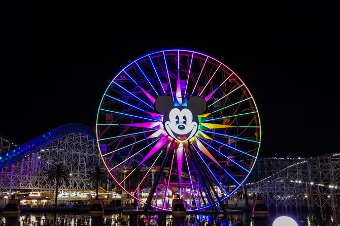 Disneyland-Wheel