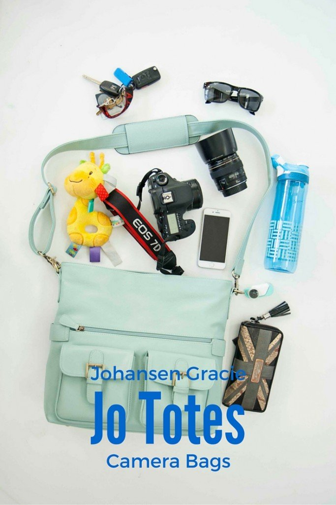 Johansen Camera Bags - Jo Totes Gracie in Mint Review
