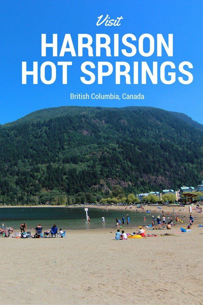 Visit Harrison Hot Springs Resort and Spa for a Weekend Getaway