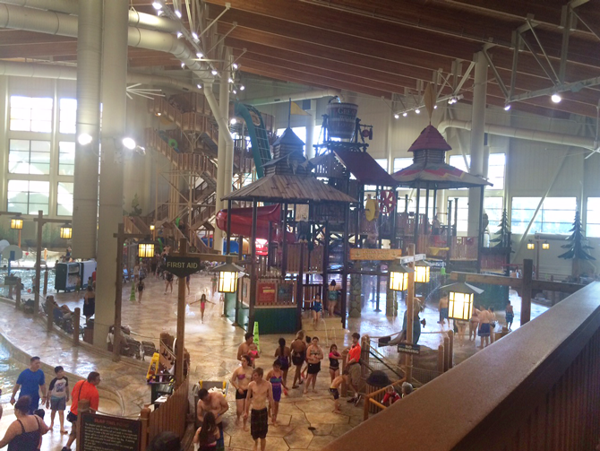 The Waterpark at Great Wolf Lodge Washington