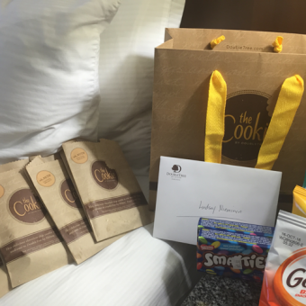 the-Doubletree-famous-cookie-kamloops-british-columbia