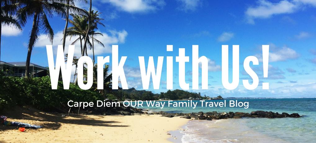 Carpe Diem OUR Way Work with US!