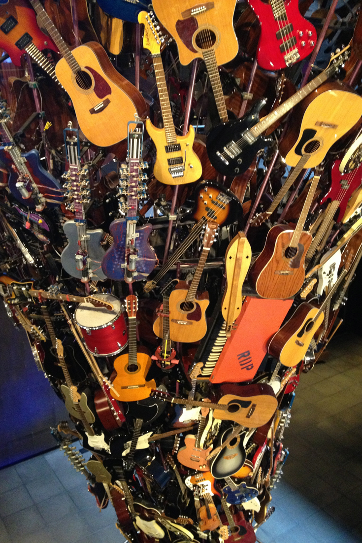 Top Things to Do in Seattle, Washington is visit the EMP Museum