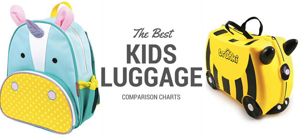 Kids Carry-on Luggage Comparisons