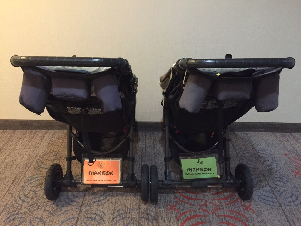 City Stroller Rentals Review
