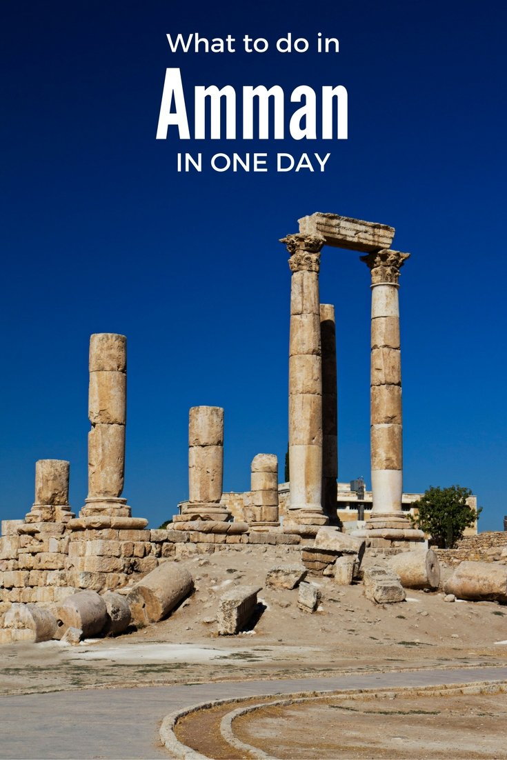 What to do in Jordan's Amman in One Day