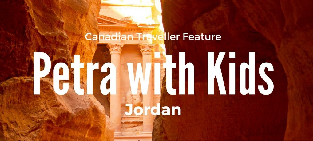 Exploring Petra with Kids in Jordan - Family Travel in the Middle East