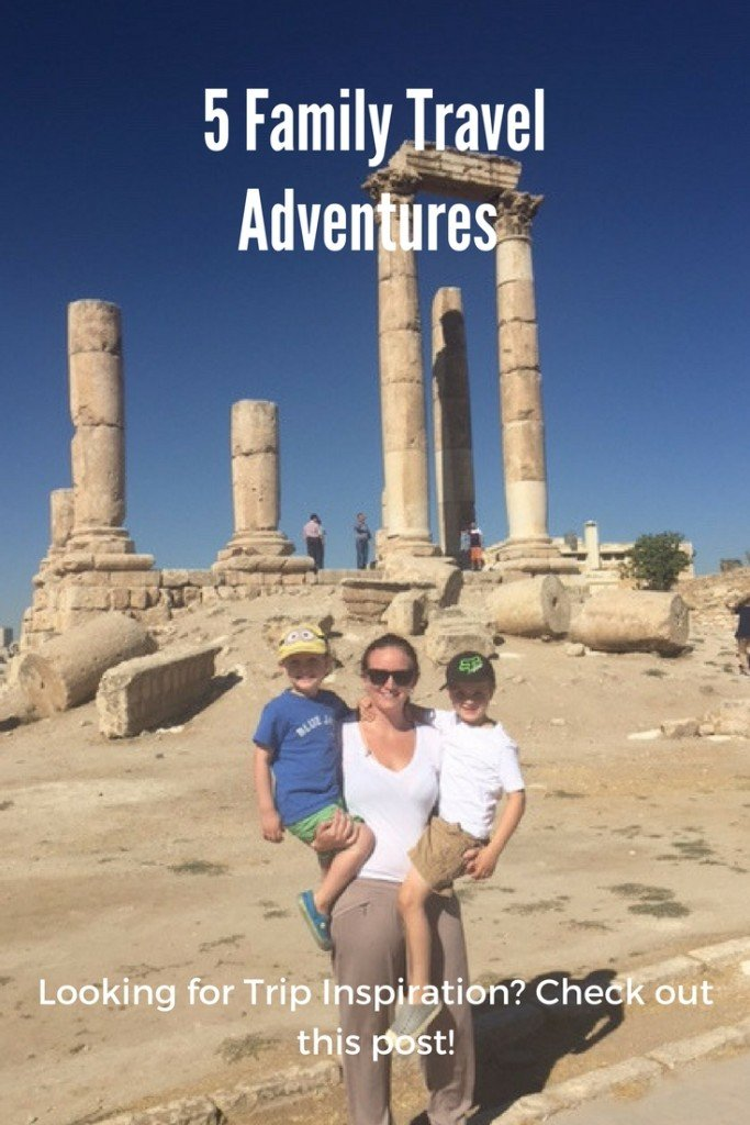 5 Family Travel Adventures for 2017