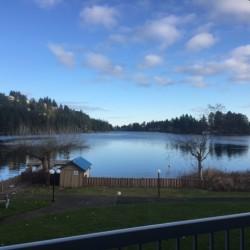 Lake side Inn on Long Lake, Nanaimo CANADA