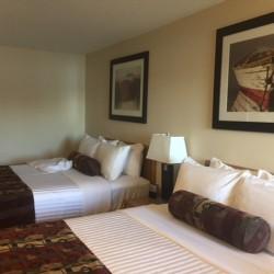 Inn on Long Lake, Nanaimo CANADA Bedroom