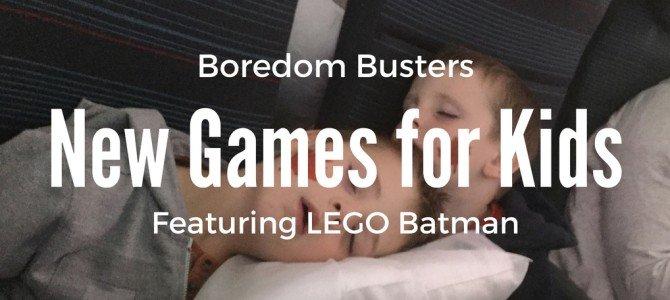 Boredom Busters: Lego Batman