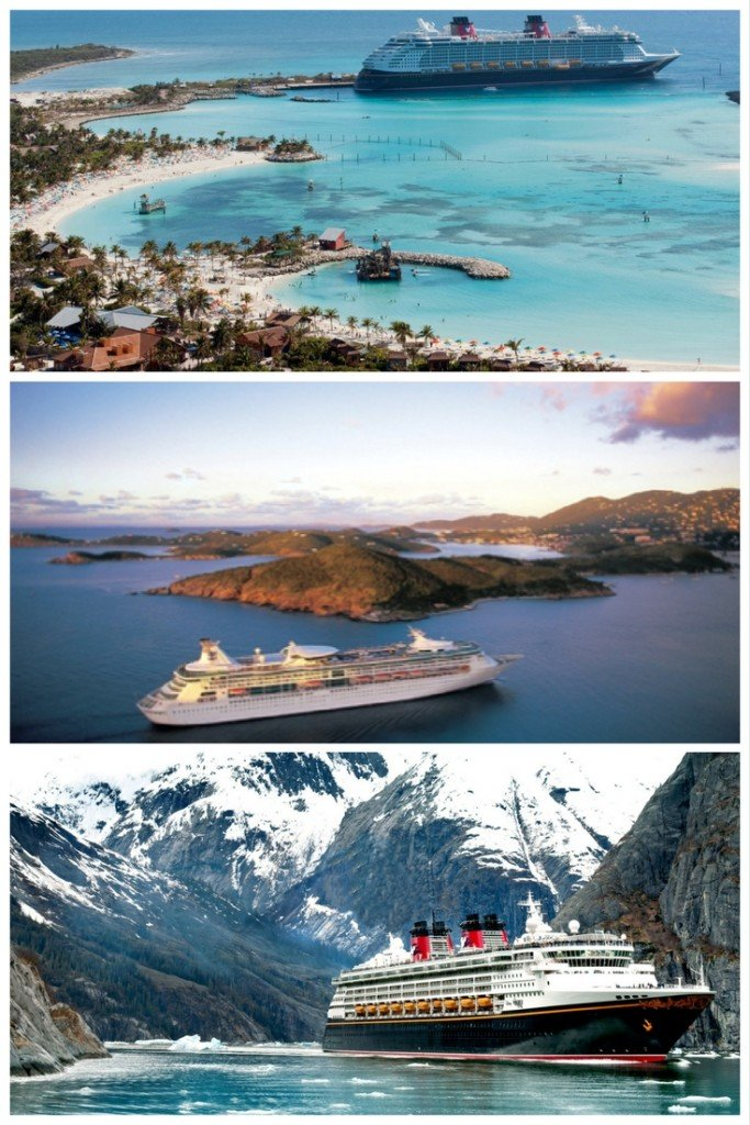 Three Cruise Lines for a Fantastic Cruising Experience