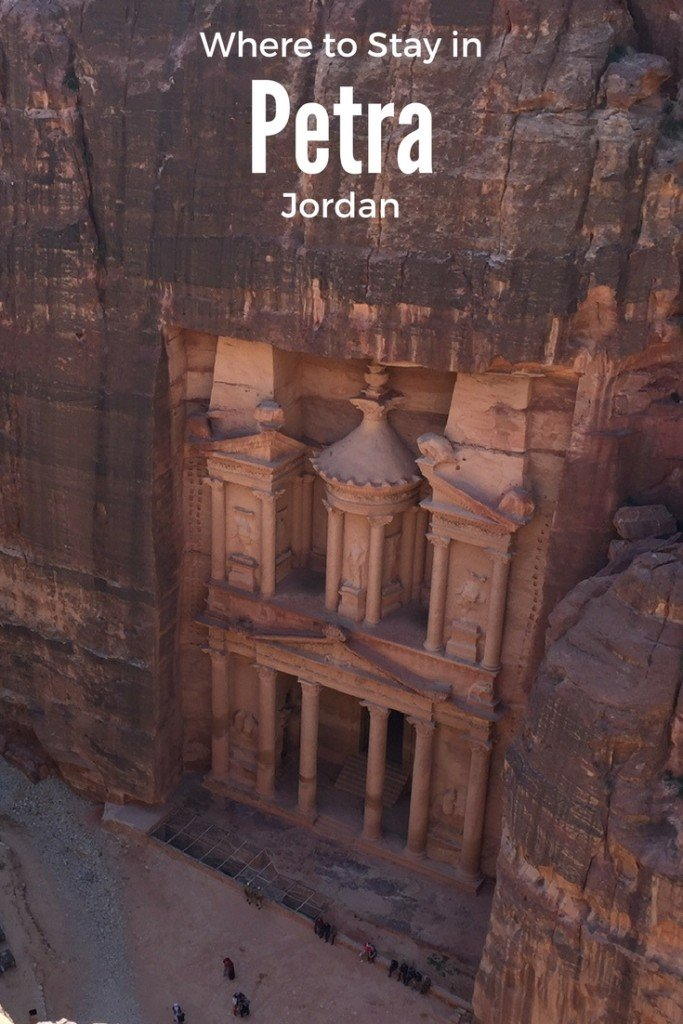 Where to Stay in Petra Three Star Hotel Review of Edom Hotel in Jordan