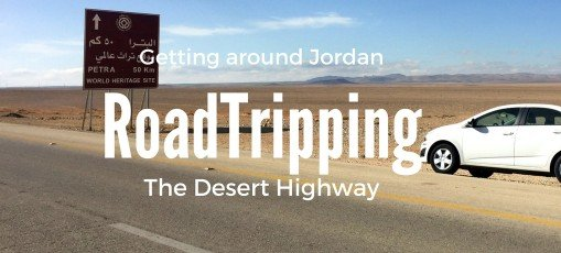 How to Get Around In Jordan by Car, Taxi, Bus and Tour