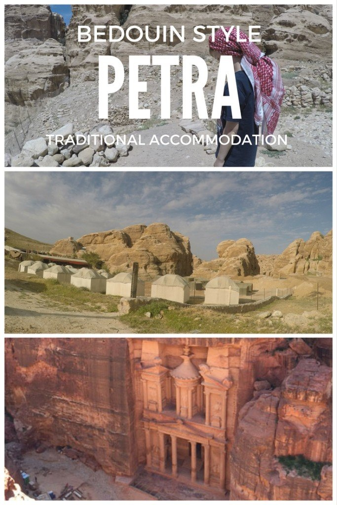 7 WONDERS BEDOIUN CAMP - How to find traditional accomodation in Jordan's Petra