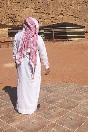 Camping Hasan Zawaideh Camp Wadi Rum Jordan