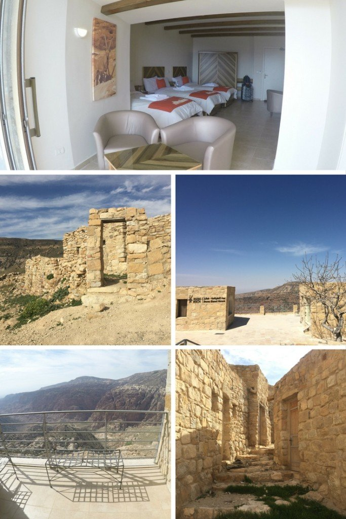 Dana Biosphere Reserve Review of Where to Stay in Jordan