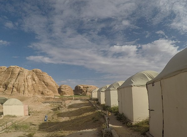 Seven Wonders Camp in Petra
