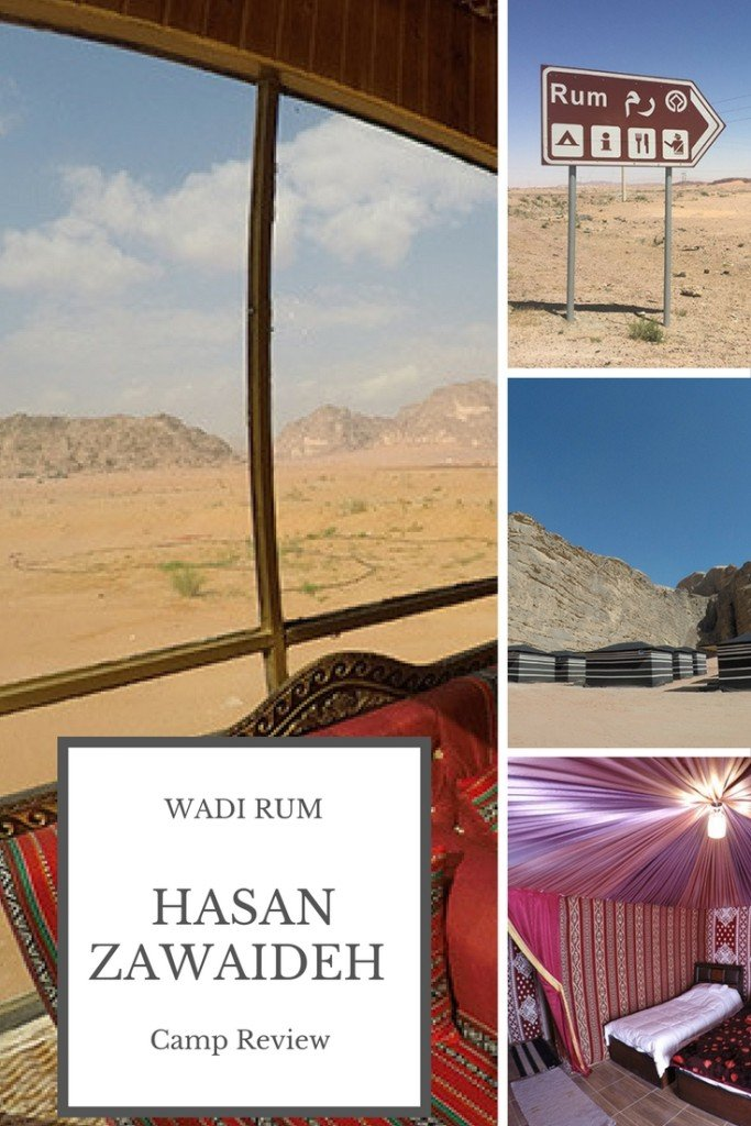 Luxury Camping in Wadi Rum: Hasan Zawaideh Camp