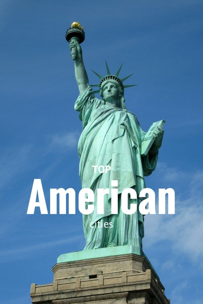 top american cities to visit
