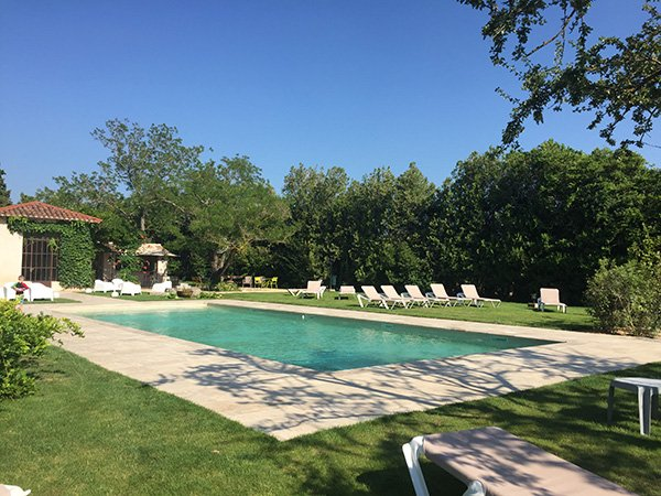 Hotels South of France: Hotel H'Hermitage Provence Mansion B&B