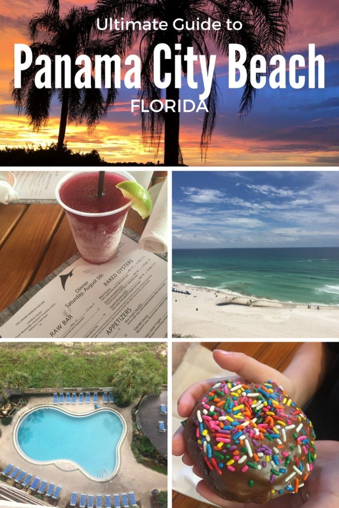 Ultimate guide to Panama CIty Beach Florida