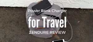 Best Power Bank Charger for Travel Zendure External Battery