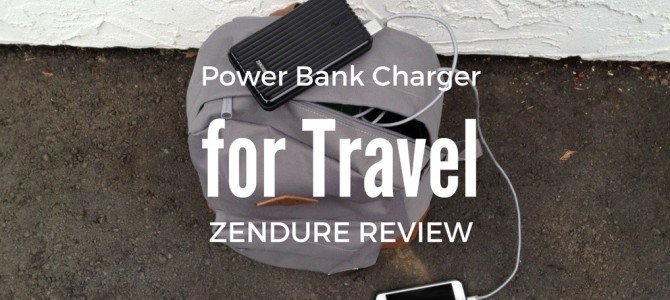 Power Banks for Travel: Zendure External Battery Review