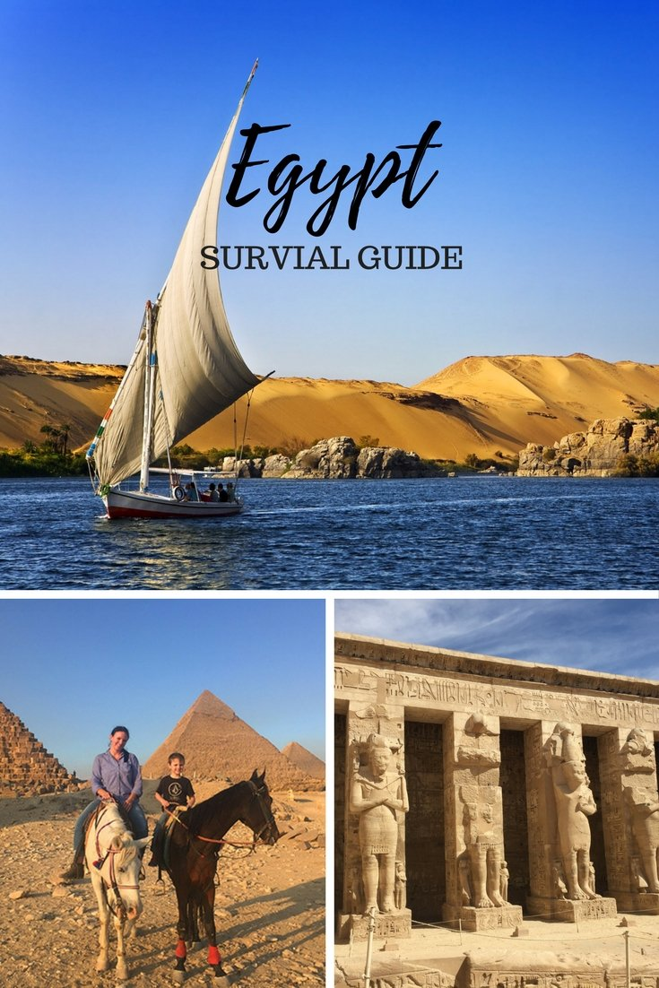 Egypt Survival Guide: Tips for your Egypt Visit