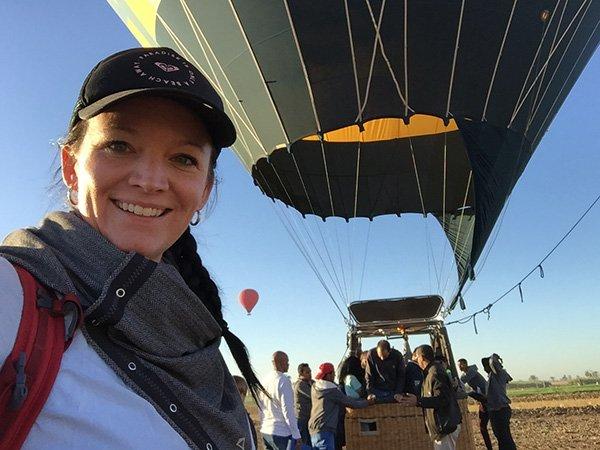 Hot Air Balloon Trips in Luxor