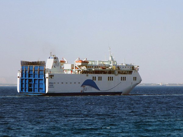AB Maritime Vessel Red Sea Ferry
