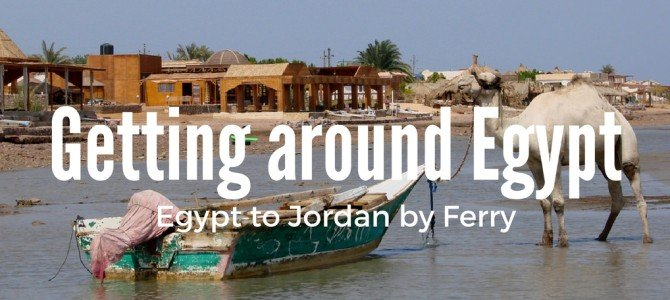 Everything you need to know about the Ferry from Egypt to Jordan
