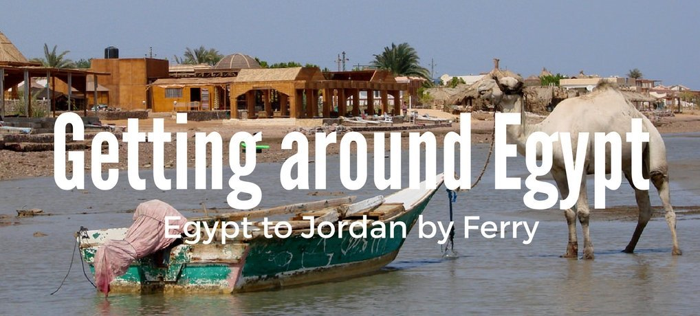 Nuweiba ferry: Egypt to Jordan by Ferry